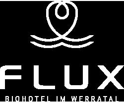 Hann. Münden Bio Hotel Flux Tagungshotel  Kassel Göttingen Retina Logo