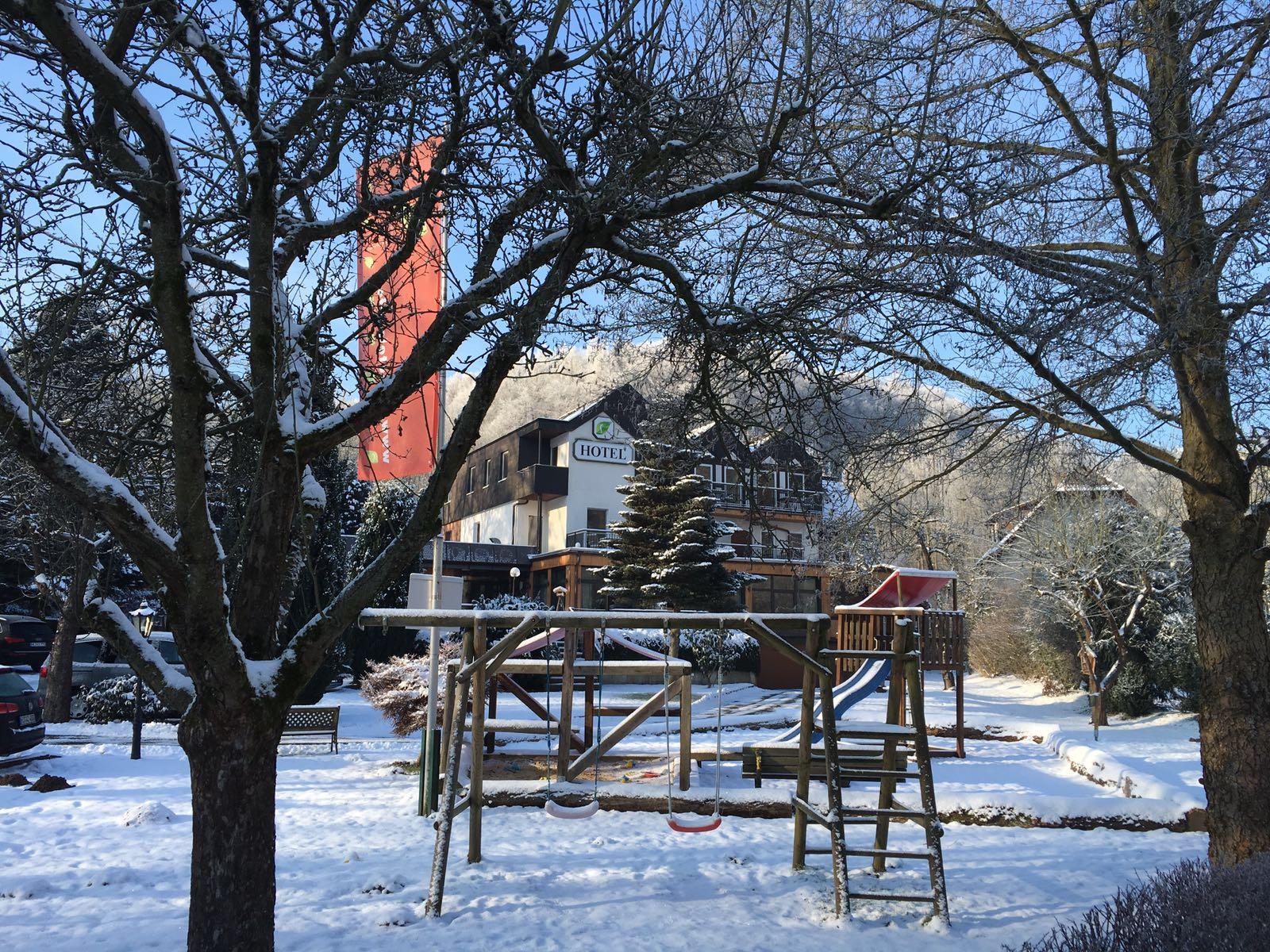 Flux im winter hann m nden bio hotel flux tagungshotel for Tagungshotel gottingen
